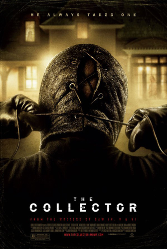 The Collector movie poster